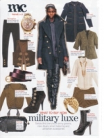 Military Luxe
