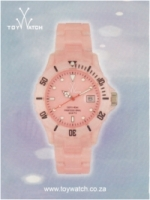 Toywatch Full Page Add - Pearl
