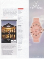 Toywatch Pink Pearl Add